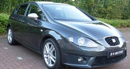 SEAT LEON 1.4 TSI FR 125 BHP PETROL GREY MANUAL