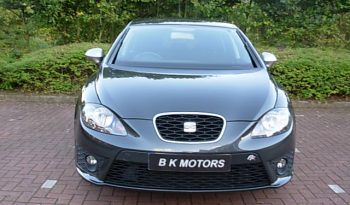 SEAT LEON 1.4 TSI FR 125 BHP PETROL GREY MANUAL full