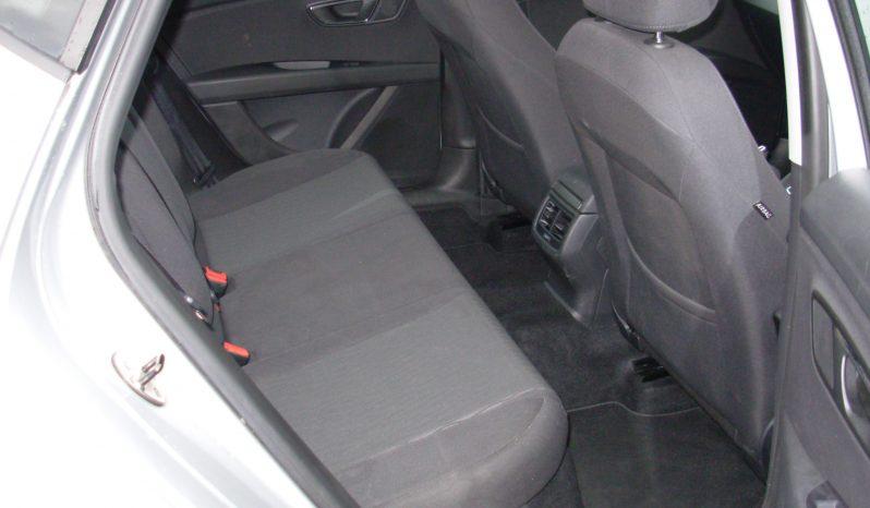 SEAT LEON SE 1.6 TDI 105 BHP DIESEL SILVER MANUAL full