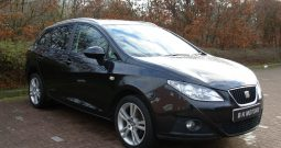 SEAT IBIZA SE CHILL SPORT RIDER 1.4 16V BLACK MANUAL