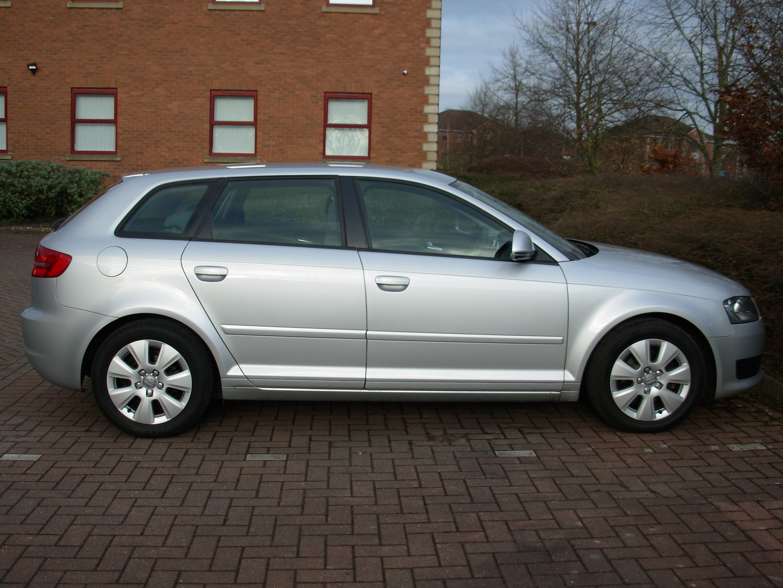 Used Audi A3 1 9 Tdi Se 105 Fsh For Sale In Stafford Bk Motors