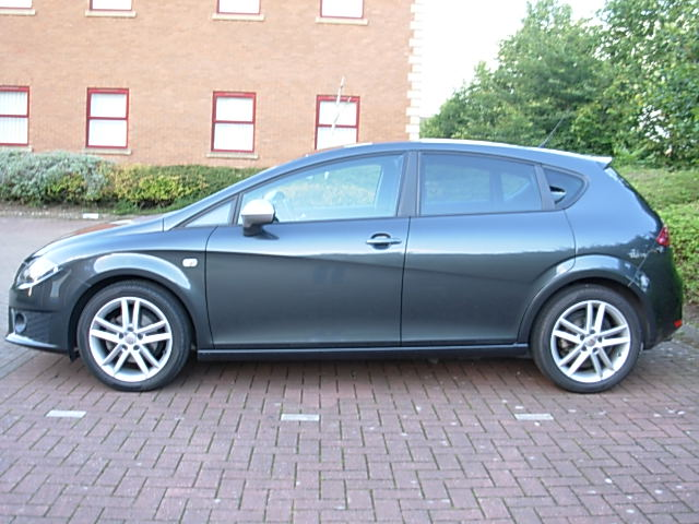 Used Seat Leon 1 4 Tsi Fr For Sale In Stafford Bk Motors